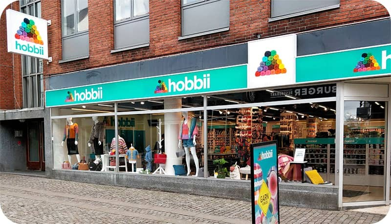 Butik i Roskilde Hobbii.dk